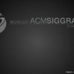 Munich ACM SIGGRAPH Chapter Opening – intern