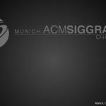 Munich ACM SIGGRAPH Chapter Opening – intern