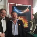 Nick Maley – der Mann, der Yoda schuf, hat viel in Nürnberg vor