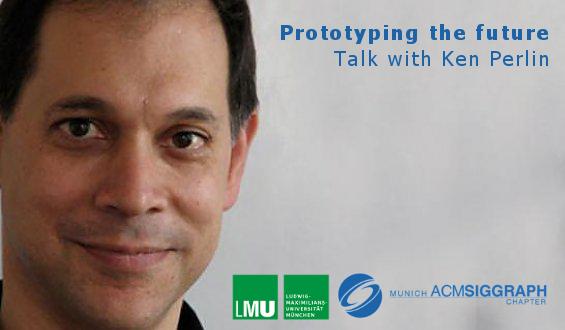 Ken - Talk Prototyping the future