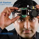 Talk Ramesh Raskar –  Extreme Computational Imaging: Photography, Health-tech and Displays