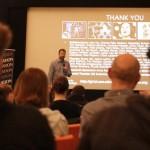 Impressionen vom Event mit Paul Debevec und Mat Beck