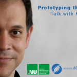 Double Feature: Prototyping the Future – Talk mit Ken Perlin / Gast-Talk Paul Debevec
