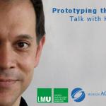 Double Feature: Prototyping the Future – Talk mit Ken Perlin / Gast-Talk Paul Debevec